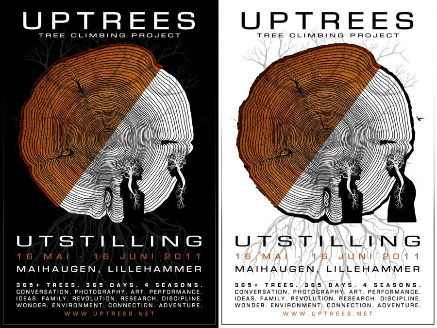 Uptrees poster